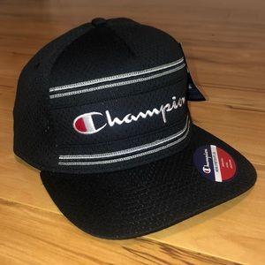 NWT New Champion Stretch fit Hat size L/Xl